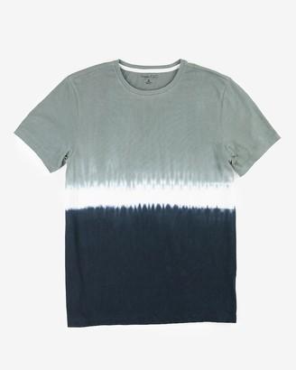Express Sovereign Code Short Sleeve Tie-Dye T-Shirt
