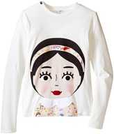 Dolce & Gabbana Back to School Bimba Mora T-Shirt (Big Kids)