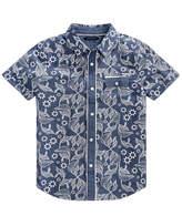 Sean John Big Boys Vine-Print Cotton Shirt