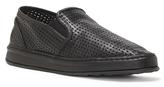 Vince Camuto Sebasten – Teardrop-perforated Sneaker