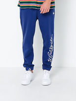 Stussy New Mens Worldwide Trackpants In Navy Pants & Chinos Track Pants