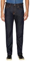 Jean Shop Woven Rocker Straight Jeans
