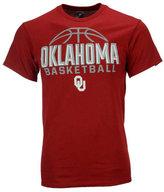 Colosseum Men's Oklahoma Sooners Basketball T-Shirt