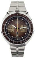 Seiko Bullhead 6138-0049 Stainless Steel Automatic 44mm Mens Watch