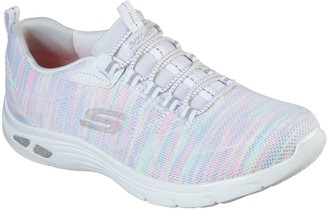 Skechers Bungee Slip-On Sneakers - Empire D'Lux