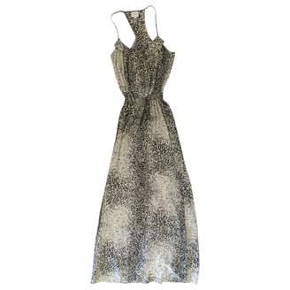 Parker \N Black Silk Dresses