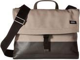 Jack Spade Dipped Industrial Canvas Folded Messenger Messenger Bags