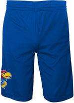 adidas Kids' Kansas Jayhawks Mesh Shorts