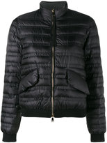 Moncler quilted long sleeve jacket - women - Feather Down/Polyamide - 1