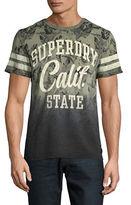 Superdry California Palm Print T-Shirt