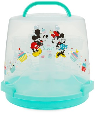 Disney Mouse Cupcake Stand and Caddy Eats