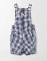Boden Check Overalls