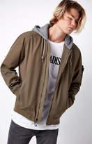 Tavik Bristol Hooded Zip Jacket