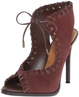 Nine West Women's Hotstuff Leather Heeled Sandal