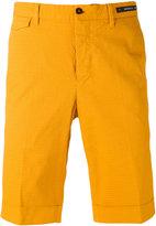 Pt01 cuffed shorts - men - Cotton/Spandex/Elastane - 48