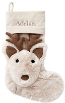 Pottery Barn Kids Fur Stocking Collection
