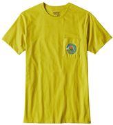 Patagonia Men's Window Racer Cotton/Poly Pocket T-Shirt