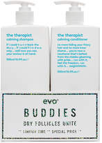 evo Buddies 'Dry Follicles Unite' Shampoo and Conditioner Duo