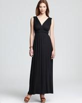 Aqua Maxi Dress - Grecian