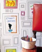 Graham & Brown Funky Frames Wallpaper