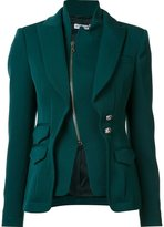 Altuzarra layered zip blazer - women - Wool - 36