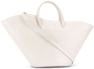 Little Liffner Tulip medium asymmetric tote bag