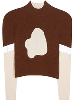 J.W.Anderson Knitted Terry Top