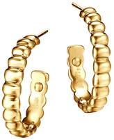 John Hardy Bedeg 18K Gold Small Hoop Earrings