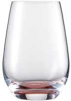 Schott Zwiesel Forte Touch Red Tumblers (Set of 6)
