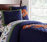 Pottery Barn Kids Dylan Quilted Bedding
