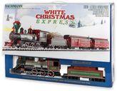 "Bachmann Trains White Christmas Large ""G"" Scale Ready To Run Electric Train Set"