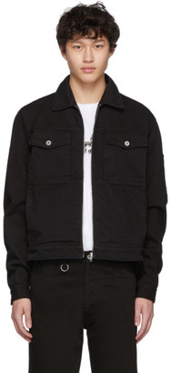 Random Identities Black Denim Jacket
