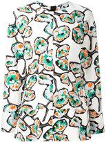 Marni Whisper print blouse