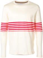 Paul Smith stripe detail T-shirt