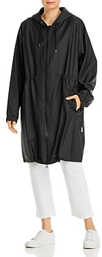 Rains Hooded Rain Coat