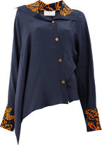 Peter Pilotto asymmetric shirt