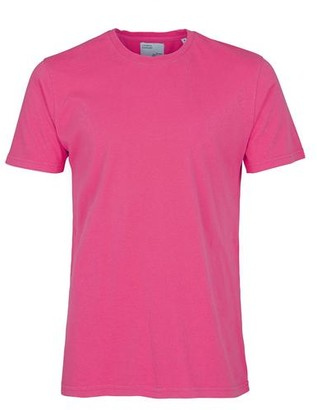 Colorful Standard - Classic Tee Bubblegum Pink - S