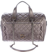 Chanel 2016 Casual Pocket Bowling Bag