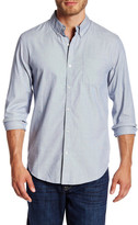 Lucky Brand Short Sleeve Slim Washed California Fit Shirt