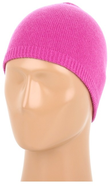 Echo Cashmere Skull Cap (Grape) - Hats