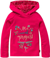 Oilily Pink 'Work in Progress' Tet Hoodie - Infant Toddler & Girls