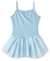 Danz N Motion by Danshuz Danz N Motion® by Danshuz® Girls' Keyhole Back Activewear Dress - Lt Blue 6X/7