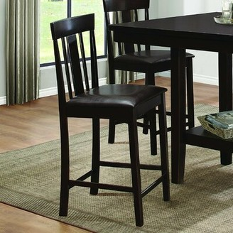 "Homelegance Diego 24"" Counter Stool (Set of 2"
