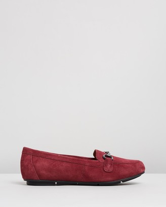 Vionic Women's Blue Loafers - Bibiana Loafers - Size One Size, 7 at The Iconic