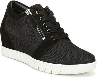 Naturalizer Suede Wedge Sneakers - Kai 2