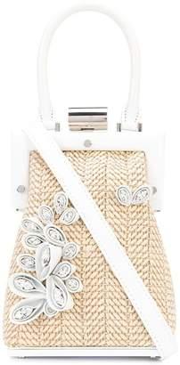 Perrin Paris Le Mini embellished tote bag