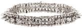 Narrow stud embellished bracelet