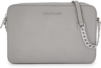 MICHAEL Michael Kors Jet Set Travel leather cross-body bag