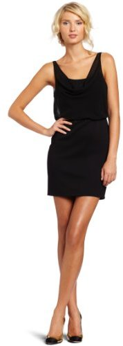 Eight Sixty Women's Sleeveless Dress With Contrast