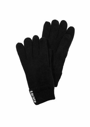 S'Oliver Men's 97.911.96.3149 Gloves